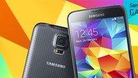 Samsung Galaxy S5: Aktionen und Goodies zum Verkaufsstart am Freitag