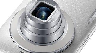 Samsung Galaxy K zoom: Schlanker Smartphone-Kamera-Hybrid mit 20,7 MP-Sensor vorgestellt