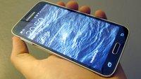 Samsung Galaxy S5: Ein Lockscreen ohne Kamera-Shortcut, oder: der falsche Minimalismus [Kommentar]