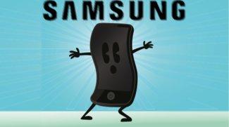 Samsung verzeichnet mit Graphen erste, flexible Erfolge