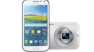 Samsung Galaxy K zoom ist offiziell: 20,7 Megapixel & 4,8 Zoll!