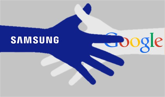 Apple vs. Samsung: Google übernimmt Patentstreitkosten