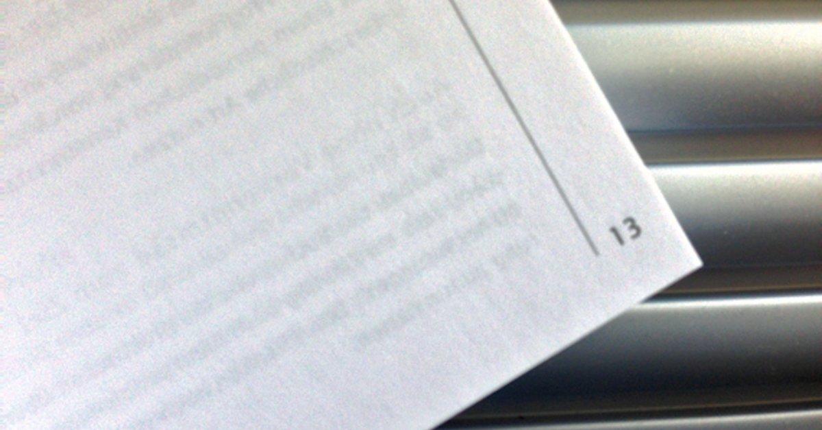 Word Seitenzahlen Ab Seite 3 Beginnen So Klappts Giga