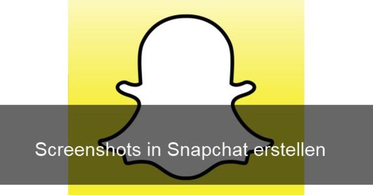 Snapchat: Screenshots machen – so geht\'s auch unbemerkt auf Android ...