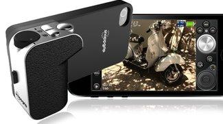 Kameragehäuse fürs iPhone: Snappgrip mit weiterer App-Unterstützung