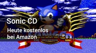 Sonic CD heute kostenlos im Amazon App-Shop