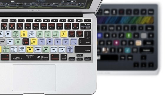 Spezialtastaturen Und Keyboard Cover Für Final Cut Pro X