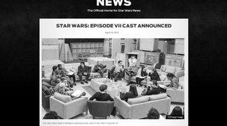 Star Wars 7 Cast: Das ist die offizielle Besetzung (+ Charakternamen)