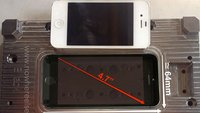 iPhone 6: Neues Foto deutet auf 4,7-Zoll-Display