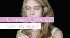 Unerwartete Portraits von Teenagern