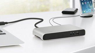 Apple sichert sich Exklusivvertrieb: Elgato Thunderbolt Dock (jetzt lieferbar)