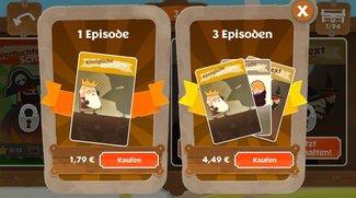 Tiny Thief: Ehemalige Paid-App jetzt Freemium, so kann man sein Geld zurückfordern