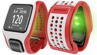 TomTom Runner Cardio: GPS-Uhr mit Herzfrequenzmesser