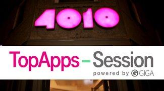 Baphomets Fluch, MyFitnessPal und 11 Freunde: TopApps Session im 4010