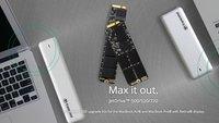 MacBook Air und Pro: Neue SSD-Upgrades mit bis zu 960 Gigabyte erhältlich