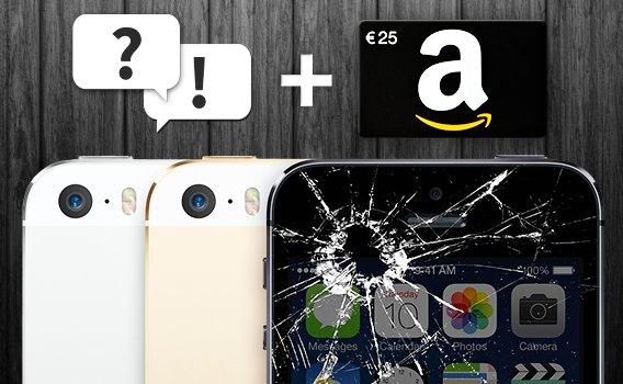 Was muss ein iPhone-Reparatur-Set können? (Umfrage + Amazon-Gutschein)