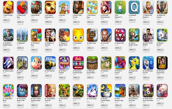 iOS-Spiele: Geschickte Werbung nützt Entwicklern und Spielern