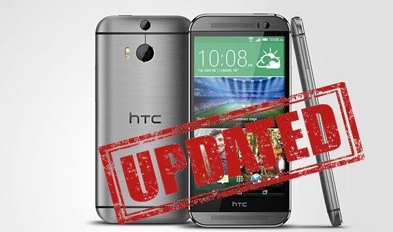 Update für HTC One M8: Mehr Stabilität, Kamera-Update & mehr