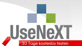 UseNeXT: 30 Tage kostenlos für Neukunden