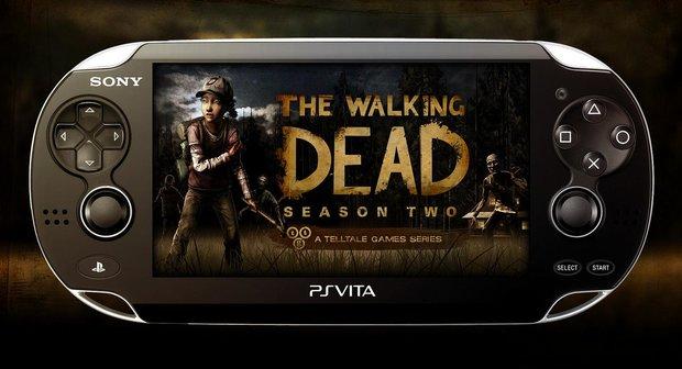 The Walking Dead: Season 2 kommt auch für PS Vita