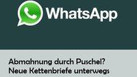 WhatsApp Wuschelbild: Abmahnung durch Comic-Profilbild?