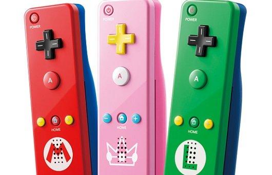 Nintendo: Neue Wiimote in Prinzessin Peach-Pink vorgestellt