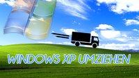 Windows XP Datensicherung: Daten sichern für das Upgrade