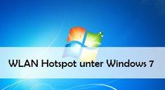 WLAN Hotspot unter Windows 7: So wird es gemacht