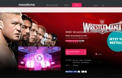 WrestleMania 31 im Stream:...