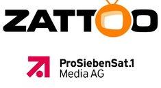 Zattoo nimmt ProSieben und Sat.1 ins Programm: 6 neue Sender
