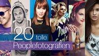20 tolle Peoplefotos