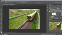 Photoshop Tutorial - Tilt-Shift Effekt