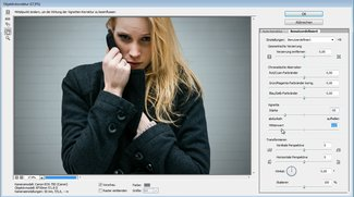 Photoshop Tutorial - Vignette erstellen