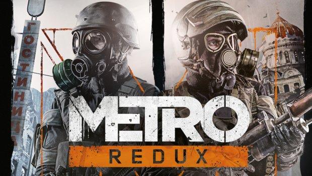 Metro Redux: Next Gen-Collection mit zwei Endzeit-Shootern