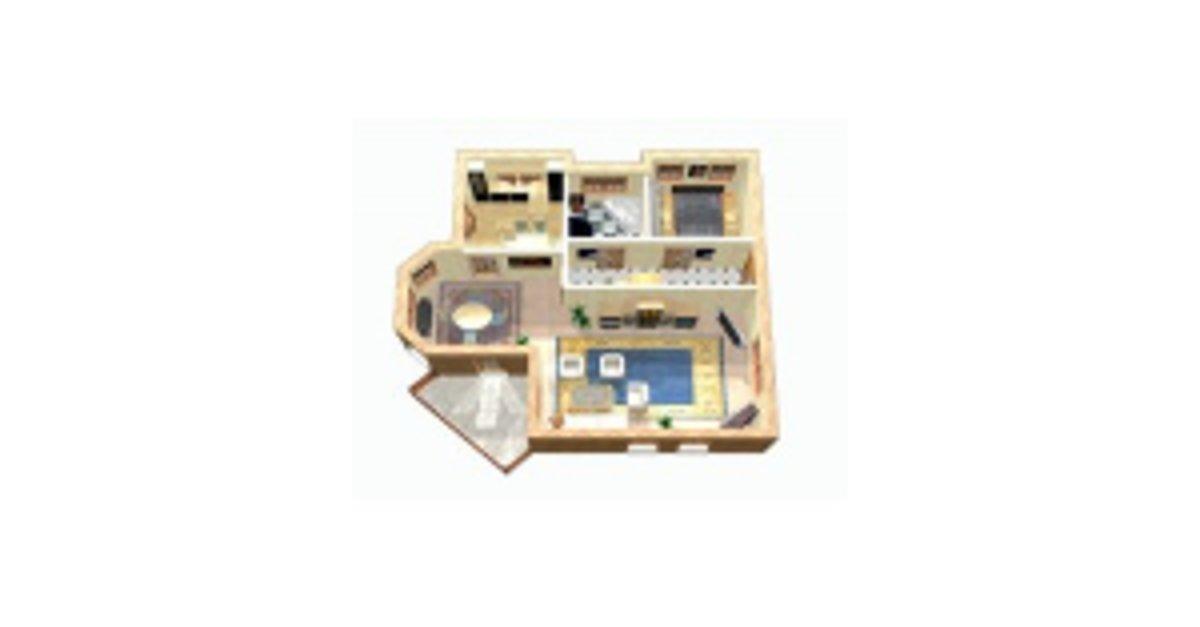 3d wohnraumplaner download giga. Black Bedroom Furniture Sets. Home Design Ideas