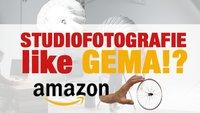 Amazon dreht am Rad und lässt Studiofotografie patentieren!
