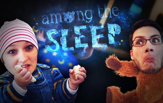 GIGA Gampelay: Kindliche Albträume in Among the Sleep