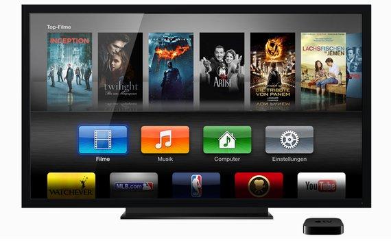 Apple-Fernsehen: Verhandlungen über Web-basiertes Angebot