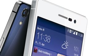 Huawei Ascend P7 bekommt erstes Firmware-Update