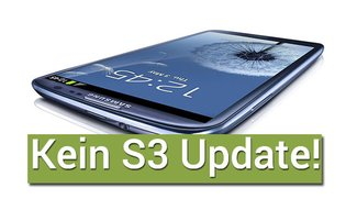 Beschissene Uhren, Apps mit PayPal bezahlen und S3 Updates - Ein paar Minuten Android