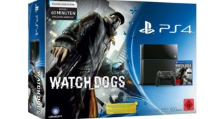 PlayStation 4: Watch Dogs Bundle bei Amazon erhältlich!