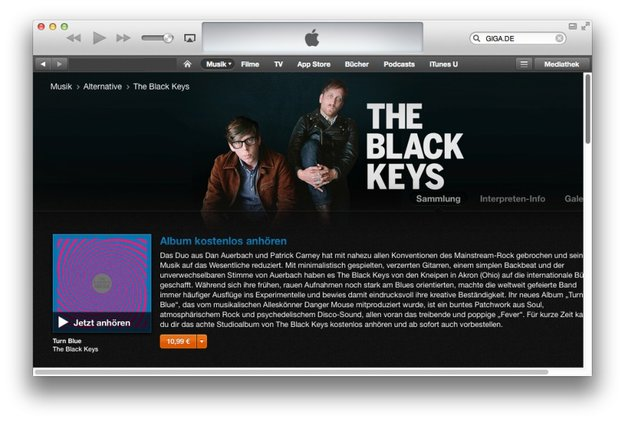 "The Black Keys: Neues Album ""Turn Blue"" kostenlos anhören"