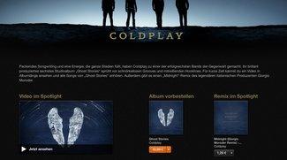 Coldplay-Fans aufgepasst: Gratis iTunes-Stream zum neuen Album