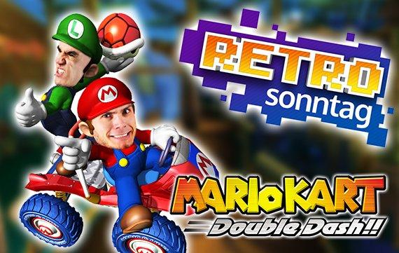 RETRO Sonntag: Komplettes Versagen in Mario Kart Double Dash