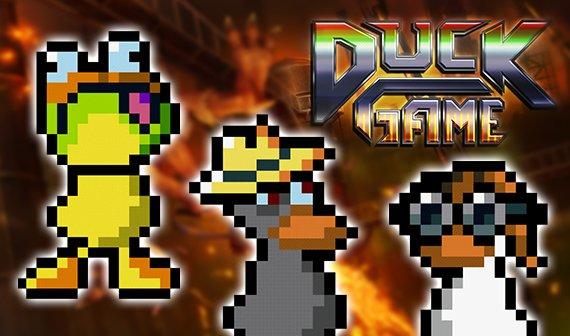DUCK GAME: Wenn Enten töten! - Android Apps der Woche
