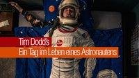 Ein Tag im Leben eines Astronautens