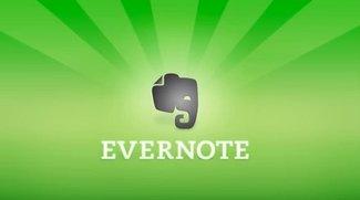 Evernote für iPad und iPhone: verbesserter Visitenkartenscanner