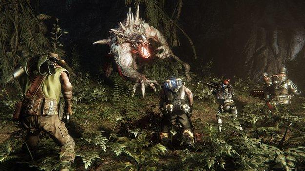 Evolve: Koop-Alienjagd beginnt im Oktober