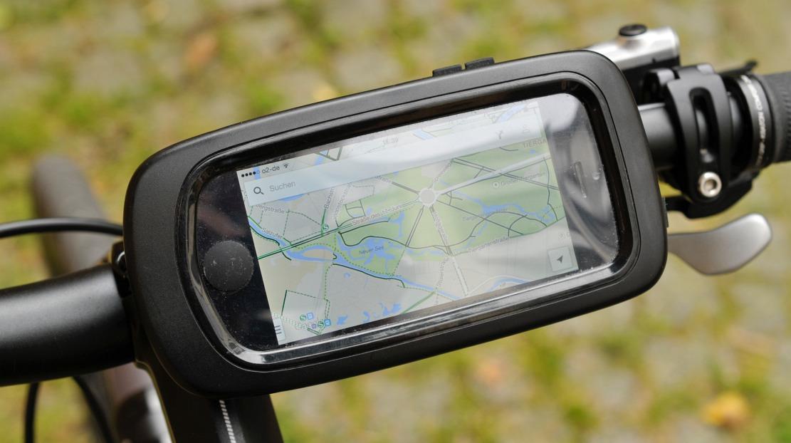 fahrradhalter iphone 4