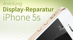 iPhone 5s Display: Reparatur-Anleitung und FAQ/Troubleshooting